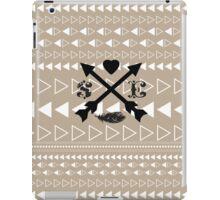 SE Tan ID iPad Case/Skin