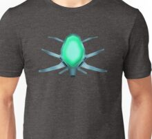 Metallo Kryptonite Chest Piece Unisex T-Shirt