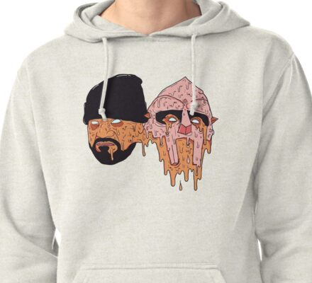 Ghostface Killah & MF Doom Pullover Hoodie