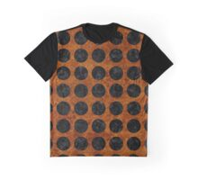CIR1 BK-BR MARBLE (R) Graphic T-Shirt