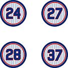 2016 Northsiders - Set D by DesignSyndicate