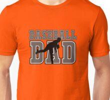 Baseball Dad - Baseball Pitcher Unisex T-Shirt