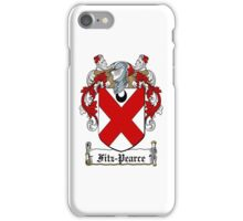 Fitz-Pearce iPhone Case/Skin