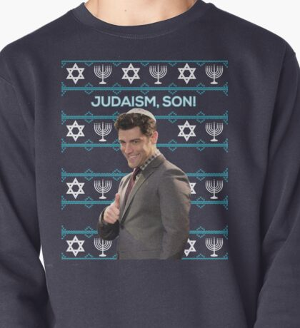 Schmidt Ugly Sweater Pullover