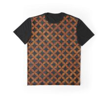 CIR3 BK-BR MARBLE Graphic T-Shirt