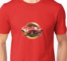 Ferrari 500TRC red Unisex T-Shirt
