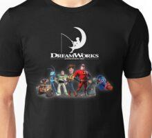 Dreamworks Unisex T-Shirt