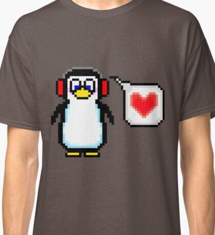 Valentine Penguin Classic T-Shirt