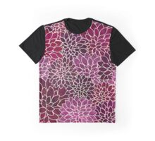 Floral Abstract #12 Graphic T-Shirt
