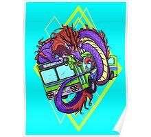 Bus Crush Poster