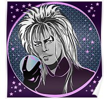 Jareth the Goblin King Poster