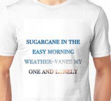 Sugarcane - White Backgroud Unisex T-Shirt
