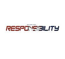 Spider-Man - Responsibility Type by Deividas