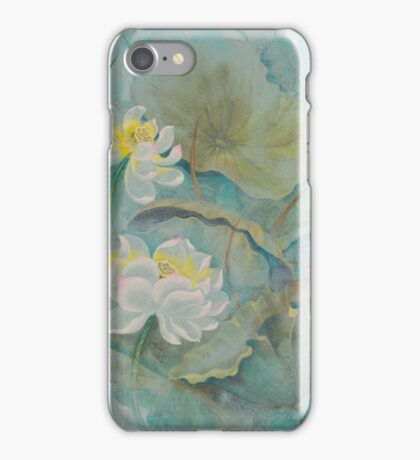 Morning mystery iPhone Case/Skin