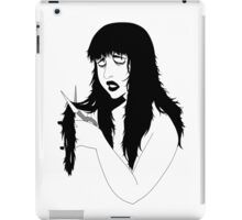 Split Ends iPad Case/Skin