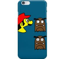 Bros.-Man (b) iPhone Case/Skin