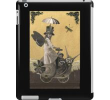 Sarah and Her Steam Snail iPad Case/Skin