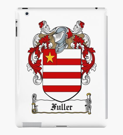 Fuller (Kerry) iPad Case/Skin