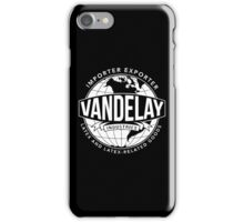 VANDELAY iPhone Case/Skin