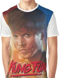 Kung Fury Graphic T-Shirt