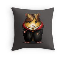 Rondent Weasley Throw Pillow