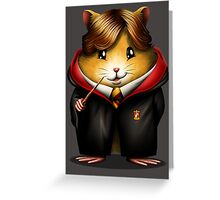 Rondent Weasley Greeting Card