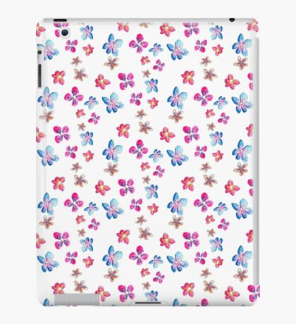 A meadow of flowers iPad Case/Skin