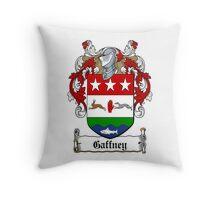 Gaffney (Ref Mullins) Throw Pillow