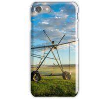 Irrigation Sunset 3 iPhone Case/Skin