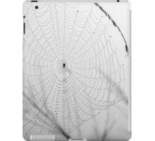 Dewdrops & Spiders iPad Case/Skin