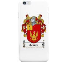 Graves (Baron Graves) iPhone Case/Skin