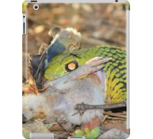 Tree-Snake Dinner - Nature's Cycle of Life iPad Case/Skin