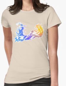 Final Fantasy X Womens Fitted T-Shirt