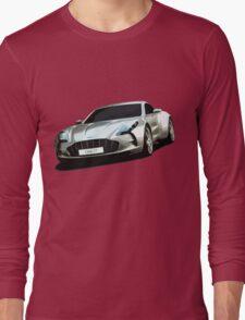Aston Martin One-77 sports car Long Sleeve T-Shirt