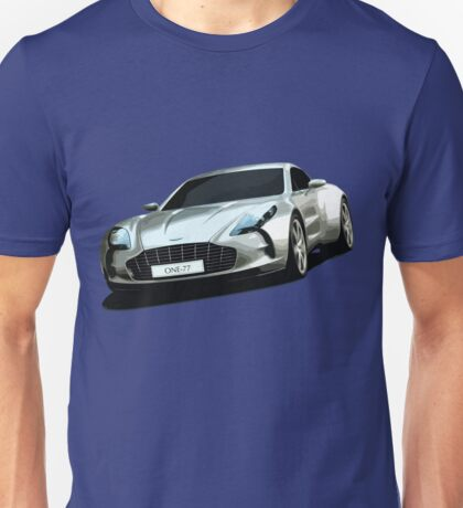 Aston Martin One-77 sports car Unisex T-Shirt