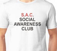Social Awareness Club Unisex T-Shirt