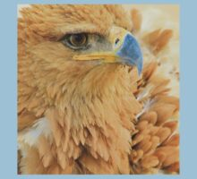 Tawny Eagle Anger - Wildlife Humor Kids Clothes