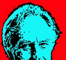 Richard Dawkins atheist Sticker