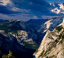 Half Dome by Radek Hofman