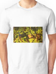 The Autumn Oak 2 Unisex T-Shirt