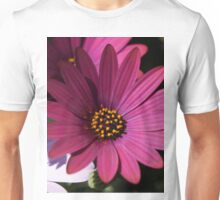 pink and purple daisies Unisex T-Shirt