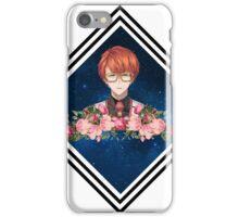 Diamond Boy - Space ver. iPhone Case/Skin