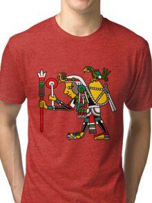 Acxomocuil Tri-blend T-Shirt