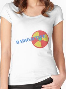 Radioactive Women's Fitted Scoop T-Shirt