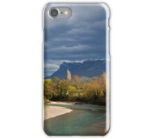 The River Durance iPhone Case/Skin