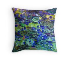 Great Ocean of Truth Throw Pillow