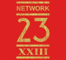 This is N-N-N-N-Network 23! Kids Clothes