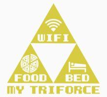 My Triforce Kids Tee
