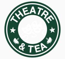 Theatre And Tea Kids Tee