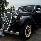 1953 Citroen by sundawg7
